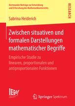 Zwischen situativen und formalen Darstellungen mathematischer Begriffe
