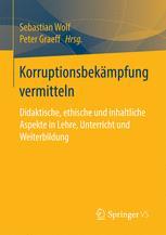 Korruptionsbekämpfung vermitteln