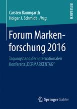 Forum Markenforschung 2016