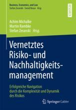 Vernetztes Risiko- und Nachhaltigkeitsmanagement