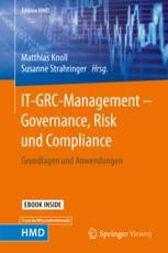 IT-GRC-Management – Governance, Risk und Compliance