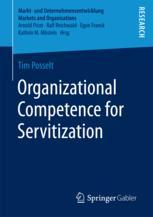 Organizational Competence for Servitization