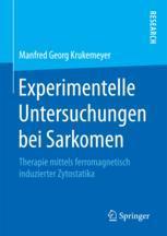 Experimentelle Untersuchungen bei Sarkomen