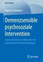 Demenzsensible psychosoziale Intervention