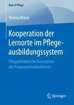 Kooperation der Lernorte im Pflegeausbildungssystem