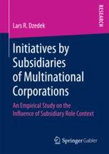 Initiatives by Subsidiaries of Multinational Corporations