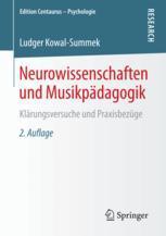 Neurowissenschaften und Musikpädagogik