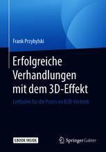 Erfolgreiche Verhandlungen mit dem 3D-Effekt
