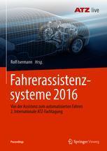 Fahrerassistenzsysteme 2016