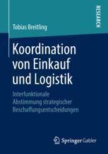 Koordination von Einkauf und Logistik