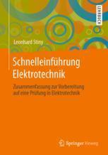 Schnelleinführung Elektrotechnik