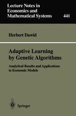 Adaptive Learning by Genetic Algorithms