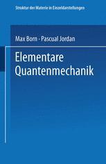 Elementare Quantenmechanik