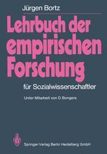 Lehrbuch der empirischen Forschung