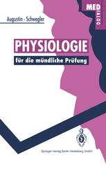Physiologie für die mündliche Prüfung