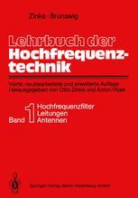 Lehrbuch der Hochfrequenztechnik
