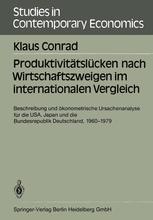 Produktivitätslücken nach Wirtschaftszweigen im internationalen Vergleich