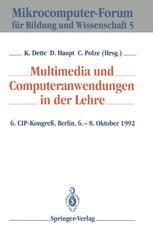 Multimedia und Computeranwendungen in der Lehre
