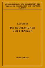 Die Regulationen der Pflanzen