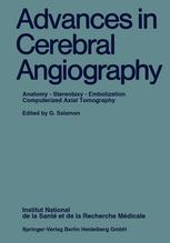 Advances in Cerebral Angiography