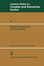 Marine Phytoplankton and Productivity