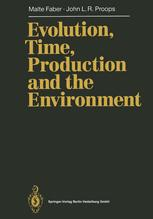 Evolution, Time, Production and the Environment