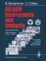 AO/ASIF Instruments and Implants