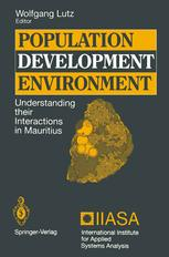 Population — Development — Environment