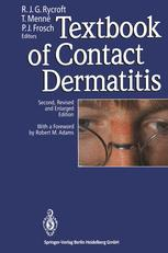 Textbook of Contact Dermatitis