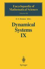 Dynamical Systems IX