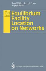 Equilibrium Facility Location on Networks