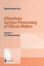 Ultraclean Surface Processing of Silicon Wafers