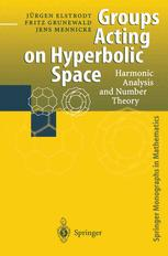 Groups Acting on Hyperbolic Space