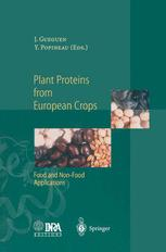Plant Proteins from European Crops