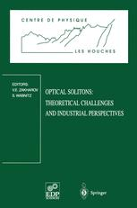 Optical Solitons: Theoretical Challenges and Industrial Perspectives