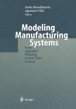 Modeling Manufacturing Systems