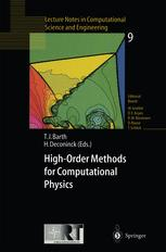 High-Order Methods for Computational Physics