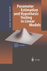 Parameter Estimation and Hypothesis Testing in Linear Models