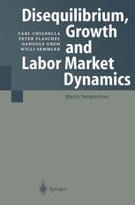 Disequilibrium, Growth and Labor Market Dynamics