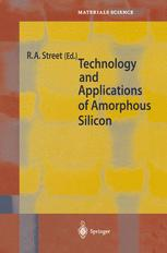 Technology and Applications of Amorphous Silicon