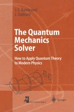 The Quantum Mechanics Solver