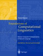 Foundations of Computational Linguistics
