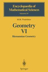 Geometry VI