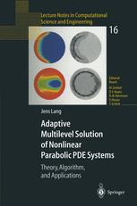 Adaptive Multilevel Solution of Nonlinear Parabolic PDE Systems