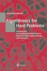 Algorithmics for Hard Problems