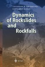 Dynamics of Rockslides and Rockfalls