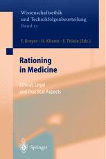 Rationing in Medicine