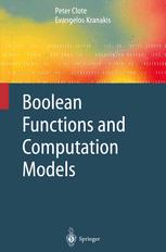 Boolean Functions and Computation Models