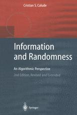 Information and Randomness