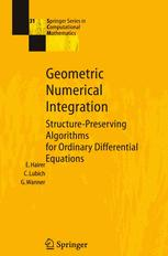 Geometric Numerical Integration